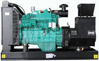 220kVA 50HZ Cummins Diesel Engine Generator Water Cooled With Deepsea Control Panel