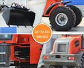 4WD 1.5 Ton Load Small Telescopic Boom Wheel Loader With Yunnei Engine