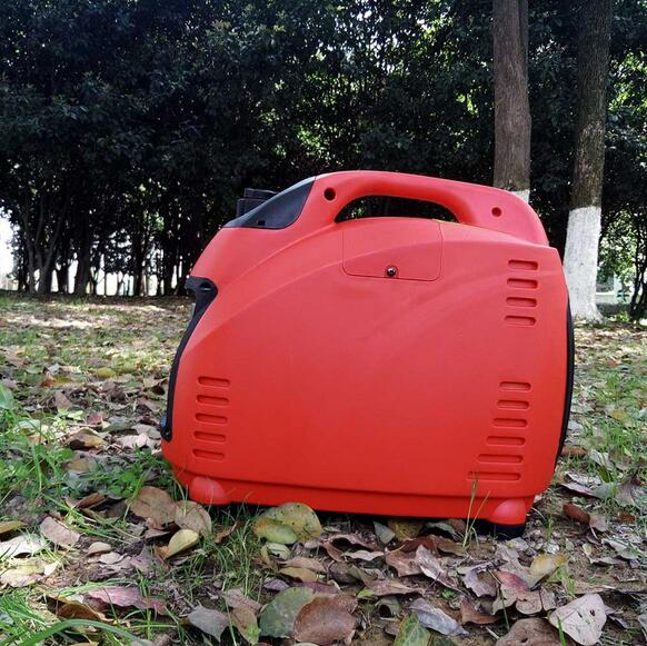 Geradores portáteis silenciosos da gasolina do Portable 1.5kw os mini dirigem o gerador do inversor de Digitas do uso