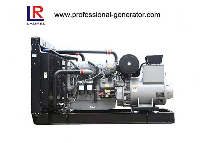 Industrial Open 1000Kva Diesel Generator Set Silent / Trailer / Vehicle / Container Type