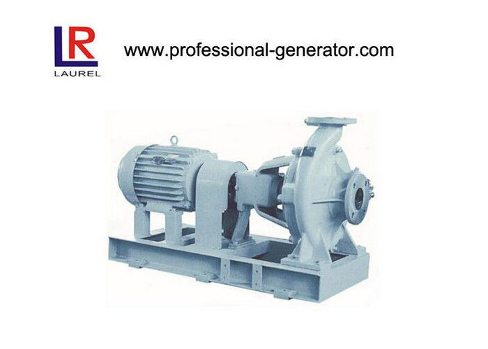 Horizontal Single Stage Marine Pump Single Suction For Maritime With Centrifugal Pump