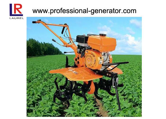 Mini Power Rotary Tractor Tillers and Cultivators with Belt Tension Clutch Type