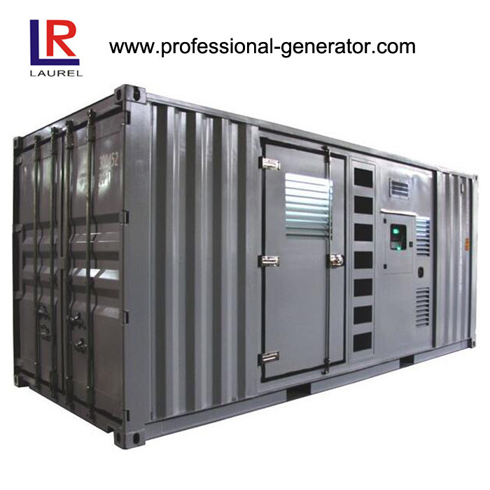 Electrical 800kw 1000kVA Cummins Generator with Auto Control Panel