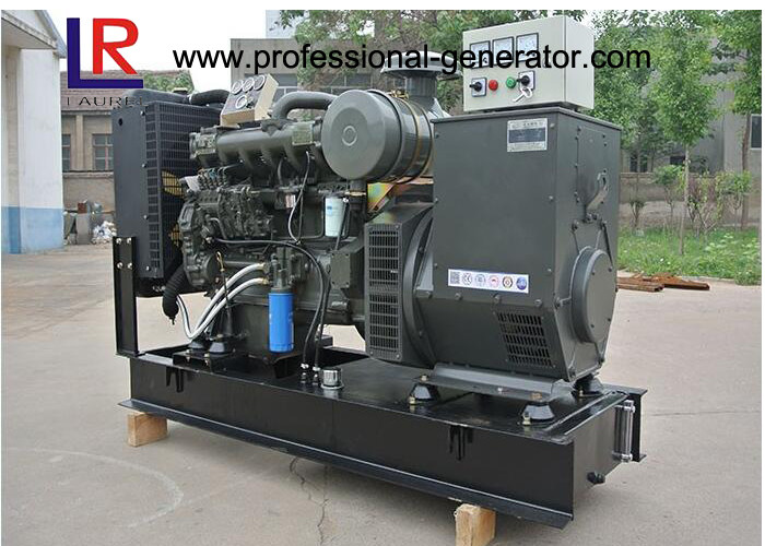 ISO Approved 100kVA Weichai Diesel Generator Set with Direct Injection 4 Stroke Engine