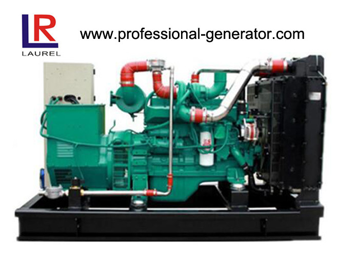 Biogas Natural Gas Generators 20kw - 700kw with Start Quickly and Lower Running Cost