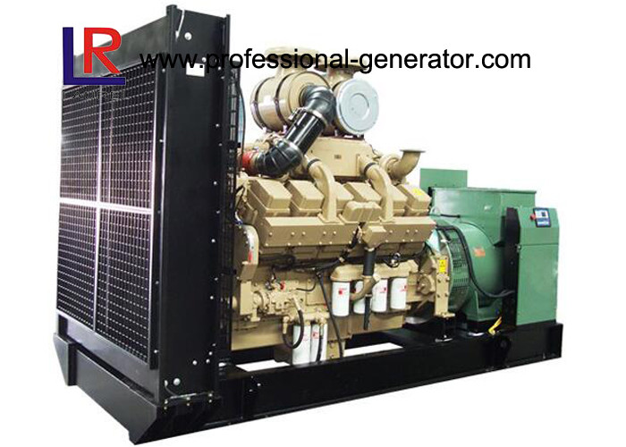 AC 3 Phase 1250kVA Cummins Diesel Generator Set with Electronic 3 Phase and 4 Wires