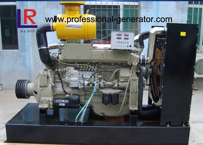 419HP 6 Cylinder Electric Diesel Engine with Water Cooling 4 stroke Electric starter