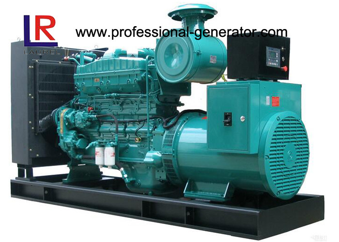 320kw 400kVA Cummins Diesel Generator Set with NTA855-G4 4 Stroke Engine , Electrical Starting