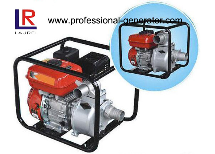 168F Engine Self-absorption Agricultural Water Pump Recoil Hand Start Air-cooled