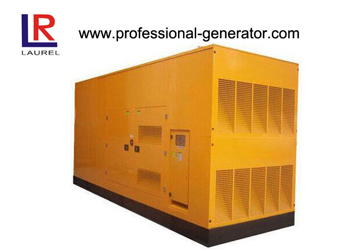 Stable Performance Container Generator Set 1000kva Waterproof with Original Cummins Engine