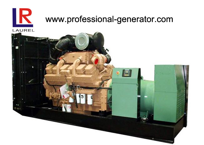 Electronic 800kw Diesel Engine Generator , Brushless Diesel Generators For Home Use