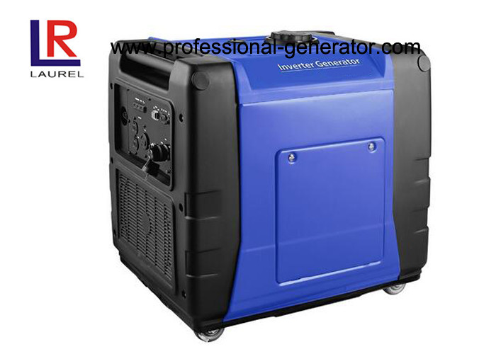 406CC 68dba 5.5kVA Silent Diesel Power Generator with Forced Air - cooled 1 Cylinder
