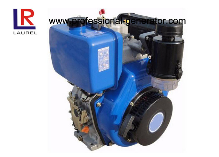 173F Four Stroke 5HP Industrial Diesel Engines Air Cooled Diesel Powered Engine