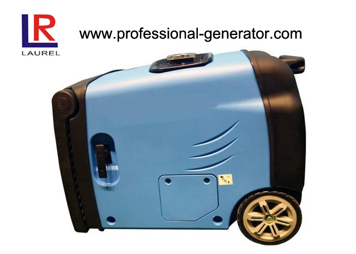 Most Stable Voltage Portable 3kw 4kVA Mini AC Inverter Petrol Generator