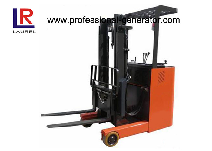 1.5T - 2.5T Capacity Warehouse Material Handling Equipment Electric Reach Forklift Truck