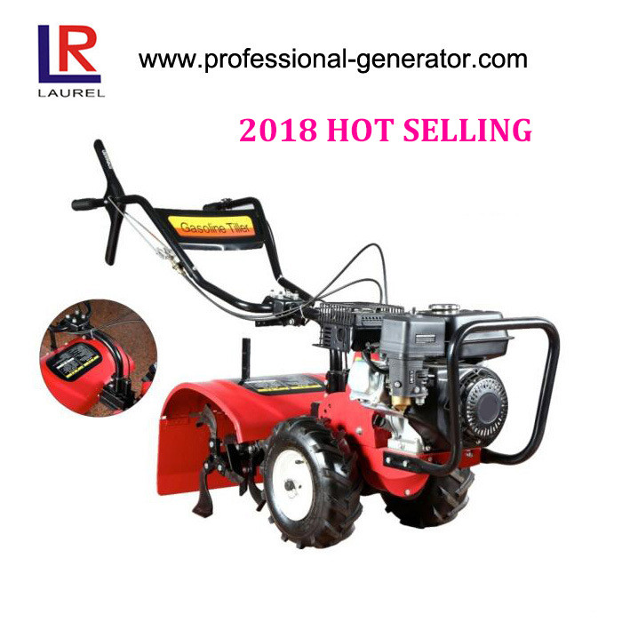 Recoil start Multi-Fuction Cultivator Power Tiller, Rotary Tiller, Gasoline Tiller