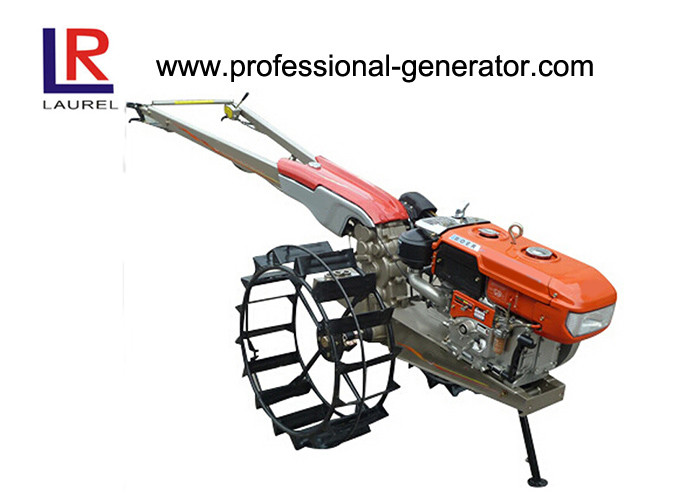 Agricultural Tractor Tillers And Cultivators ,13HP Walking Tractor Power Tiller ISO Approved
